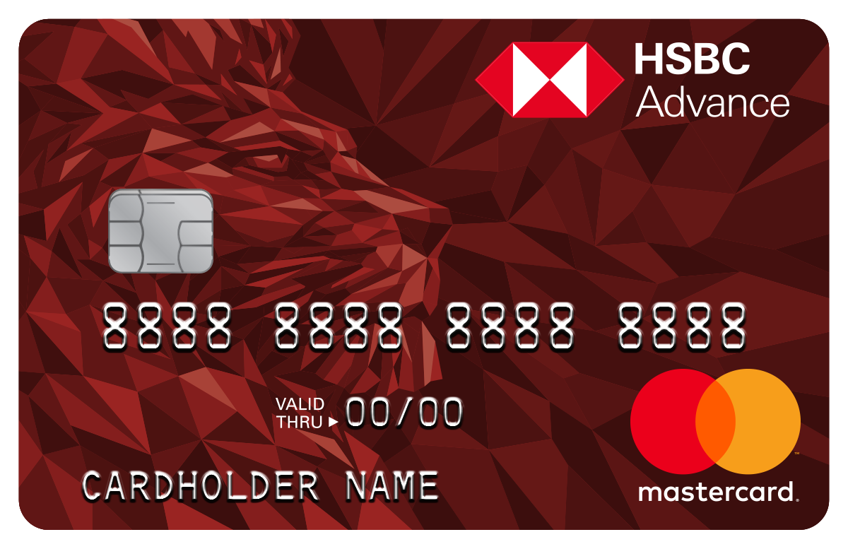 Advance Credit Card - HSBC BH