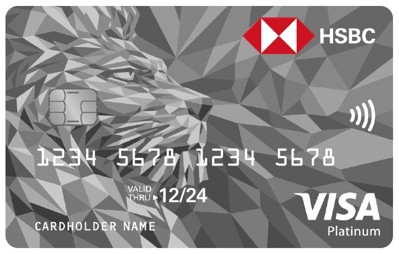HSBC Credit Card Payment Points | Credit Cards - HSBC LK