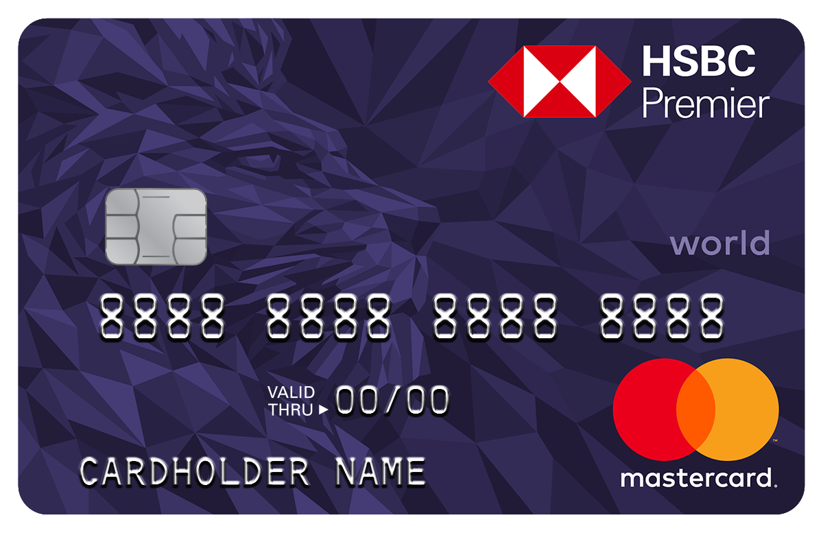 Premier Credit Card - HSBC BH